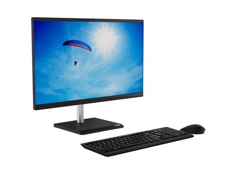 "Aio Lenovo V50a 24"" Touch I5 8gb 256ssd W10p"