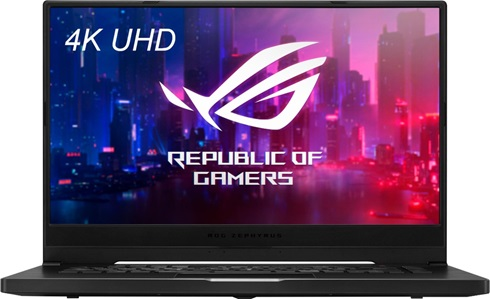Notebook Asus Rog M15 4k I7 16gb 1tbssd Rtx 2060