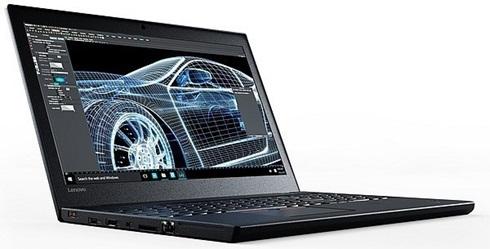 Notebook Lenovo Thinkpad P50 Xeon E3-1505m + Dock