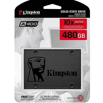 Disco Rigido De Estado Solido Kingston 480gb