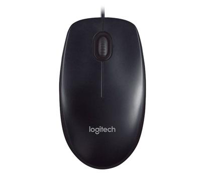 Mouse Usb Logitech Silent M110s Negro