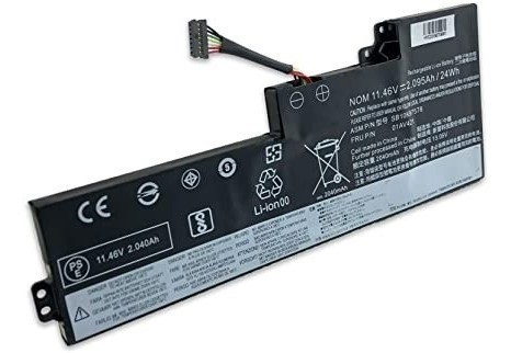 Bateria Lenovo Thinkpad T470