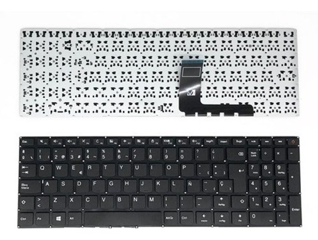 Teclado Original Lenovo Ideadpad 110-15 Serie15abr