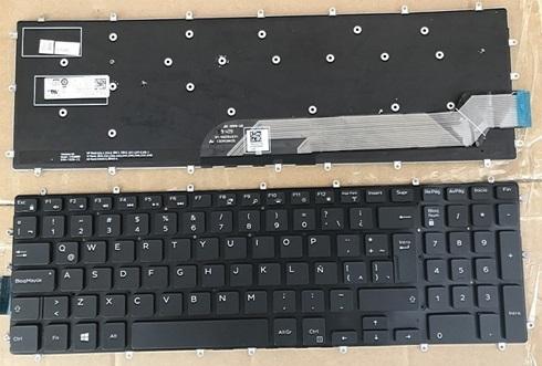 Teclado Original Dell Inspiron 15 7566 5567 7567 7