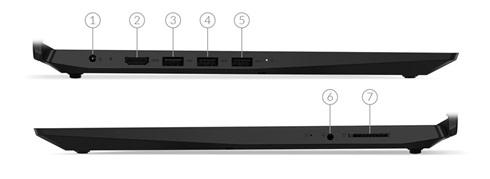 Notebook Lenovo Ideapad S145-15iwl Intel Core I3-8
