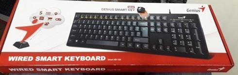 Teclado Genius Smart Kb-102