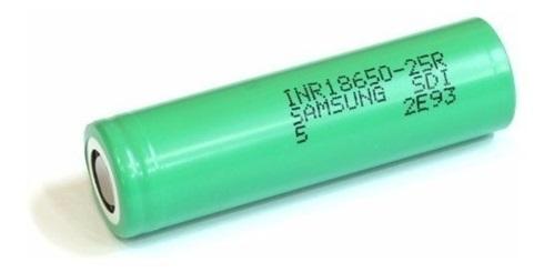 Pila De Litio 18650 2500mah Samsung Recargable