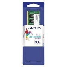 Memoria Adata Ddr4 16gb 2400mhz Sodim (1x16gb) 1 2