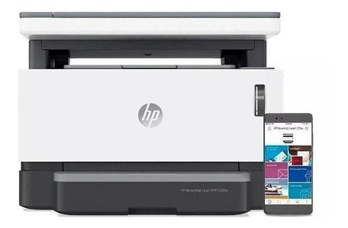 Impresora Multinfunción HP Neverstop Láser 1200w T