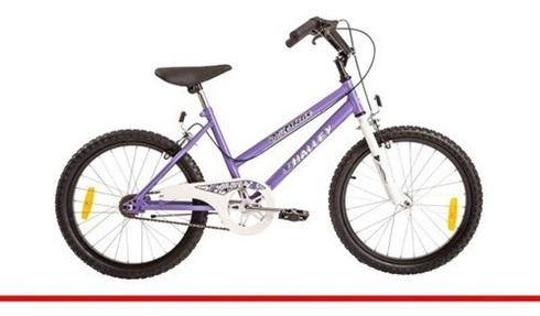 Bicicleta Halley Obelix Rodado 20 Cross Standart D