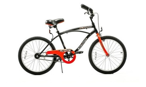 Bicicleta Halley Baywatch Rodado 20 Playera Varon