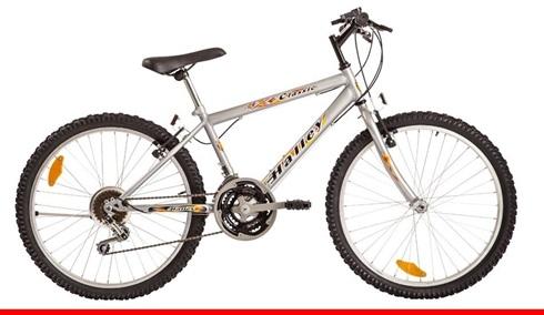 Bicicleta Halley Classic Rodado 24 Mountain Bike V