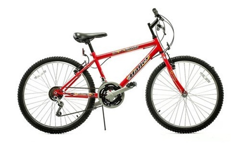 Bicicleta Halley Classic Rodado 24 Mountain Bike V