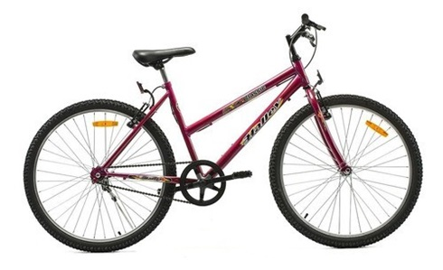 Bicicleta Halley Classic Rodado 26 Mountain Bike D