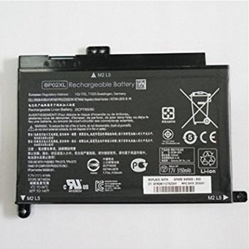 Bateria Hp Bp02xl Pavilion 15-Au010wm 15-Aw002au