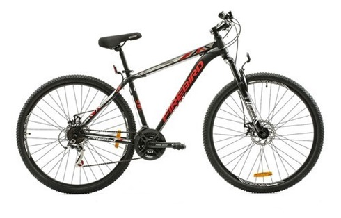 Bicicleta Halley Firebird Rodado 29 Mountainbike 2