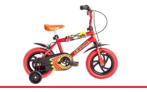 Bicicleta Halley Rodado 12 Bmx Varon 19000