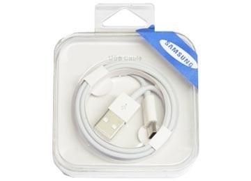 Cable Usb 2 0 A Micro Usb Samsung En Pines En Caja