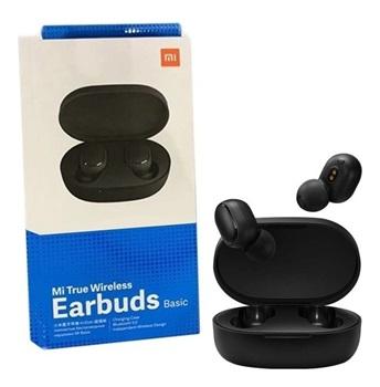 Auriculares Inalambricos In Ear Xiaomi Earbuds Bas