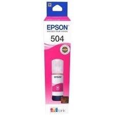 Tinta Epson 504 Magenta Original 70 Ml