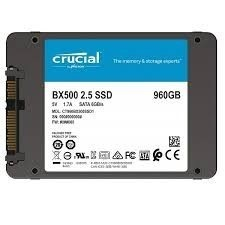 Disco Ssd Crucial 960gb Bx500 2 5 Sata 6gb/S