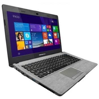 Notebook Positivo BGH Serie Z100tv Celeron 4gb W10