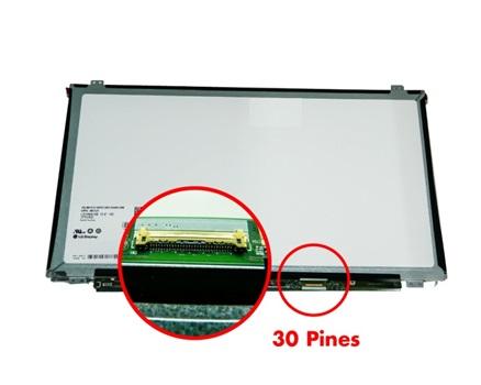 Pantalla Led Slim - 15 6 Notebook 30 Pines 35 9cm
