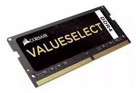 Memoria Notebook Corsair Ddr4 8gb 2400 Mhz 1 2v