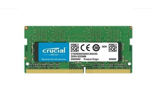 Memoria Notebook Crucial Ddr4 8gb 2666 Mhz 1 2v