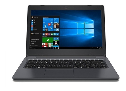Notebook Positivo BGH A1500p Intel Core I3 4gb 500
