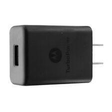Adaptador Cargador Motorola Turbo De Pared 15w
