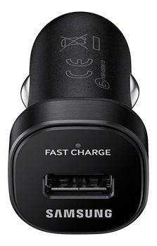 Cargador Original De Auto Samsung Fast Charge