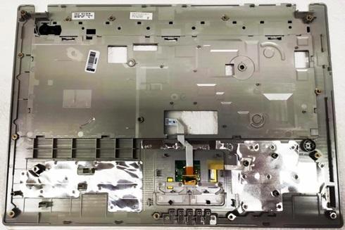 Palmrest Y Touchpad Samsung Rv410