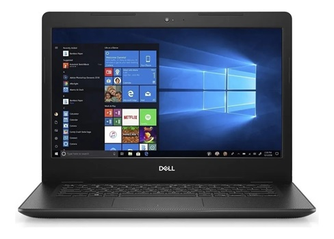 Notebook Dell Vostro 3490 Core I5 4gb 1tb W10p