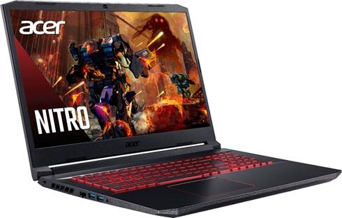 """Notebook Acer Nitro 5 17 3"""" Fhd I5 8gb 512ssd Gefo"""
