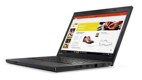 """Notebook Lenovo Thinkpad L470 14"""" Core I3 500gb W1"""
