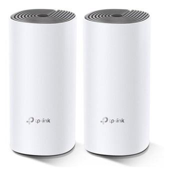 Deco E4 (2-Pack) Sistema Mesh Ac1200 Repetidor Wif