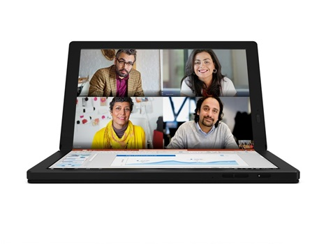 Notebook Lenovo Tp X1 Fold 13 3 Qxga I5 8 512 W