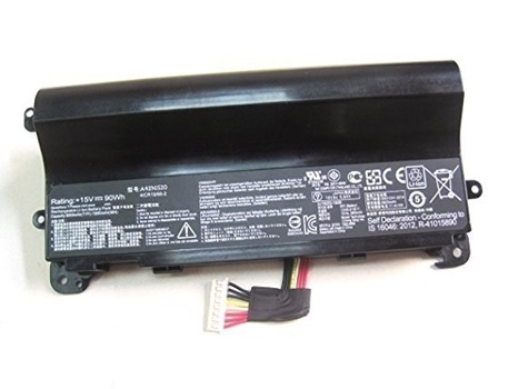 Bateria Asus A42n1520 G752vy/ Gfx72vt/ Rog G752vy