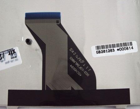 Teclado Original Lenovo G560 G565