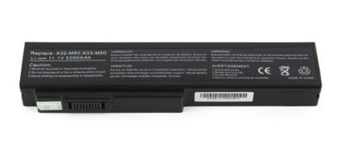 Bateria Asus N53 N61 M50