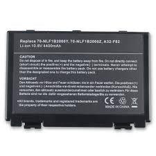 Bateria Asus K40