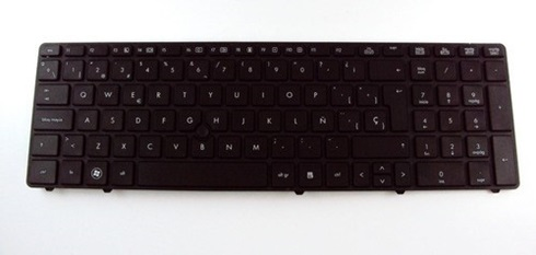 Teclado HP Elitebook 8560p Negro