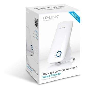 Extensor De Señal Tp-Link Tl-Wa850re