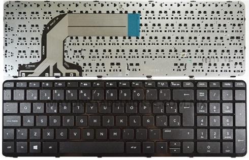Teclado HP 17-E100 17-E000 17-E019dx