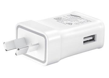 Adaptador Cargador Samsung Galaxy 5v 2a Blanco