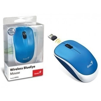 Mouse Genius Blueeye Nx-7010 Turquesa