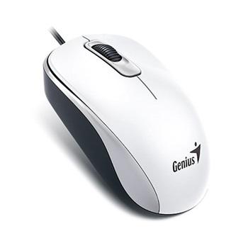 Mouse Optico Genius Dx-110 Blanco