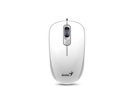 Mouse Optico Genius Dx-120 Blanco