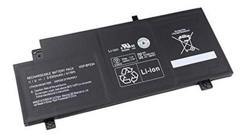 Bateria Sony Vaio Fit 15 Svf15a Svf14a Series Bps3